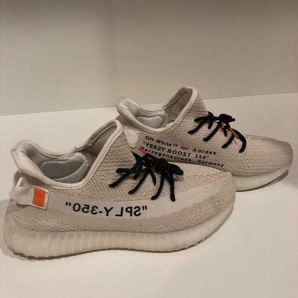 adidas off white yeezy